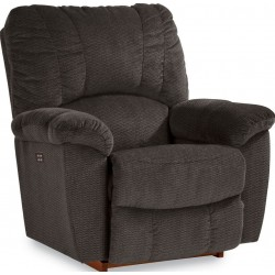Hayes Wall Recliner w/ Head Rest & Lumbar