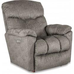 Morrison Rocking Recliner w/ Head Rest & Lumbar