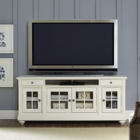 """Harbor View 74"""" Entertainment TV Stand"""
