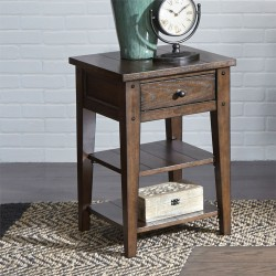 Lake House Chair Side Table