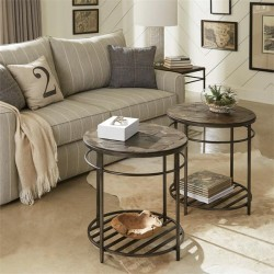 Hillcrest Round Side Table