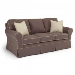 Annabel Sofa Collection - Skirted